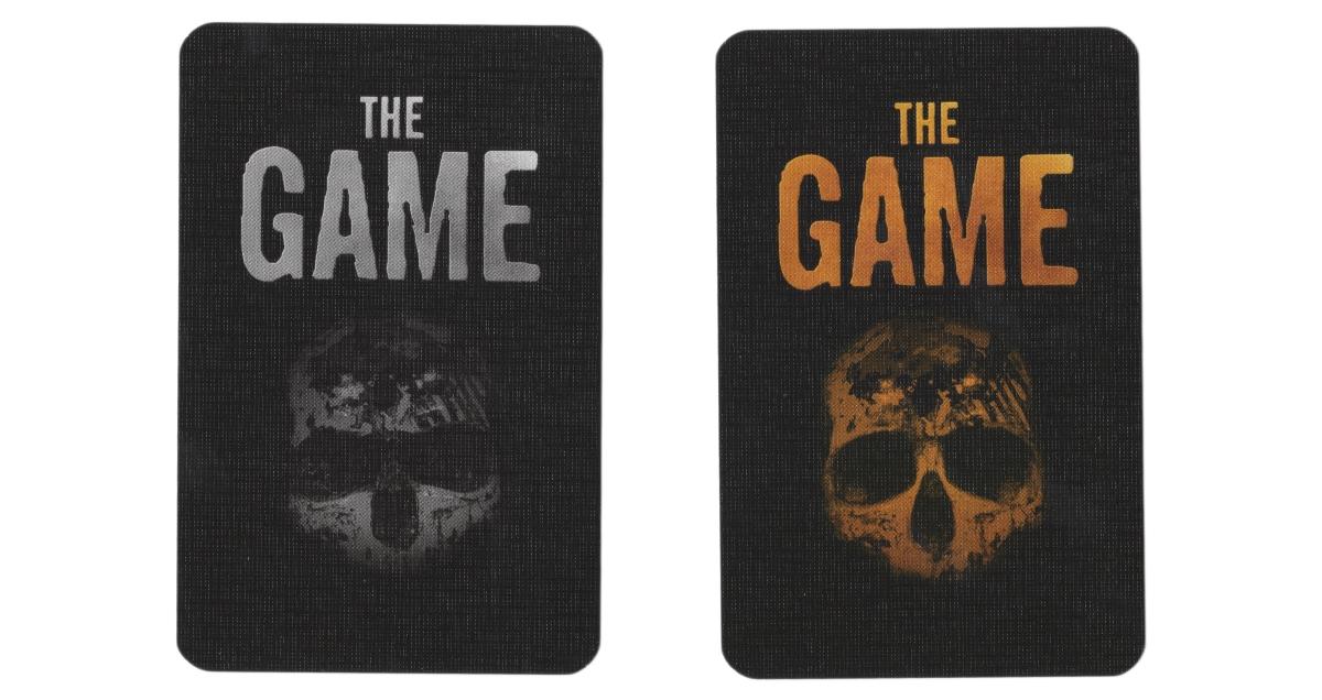 『ザ・ゲームフェイストゥフェイス』カードバック